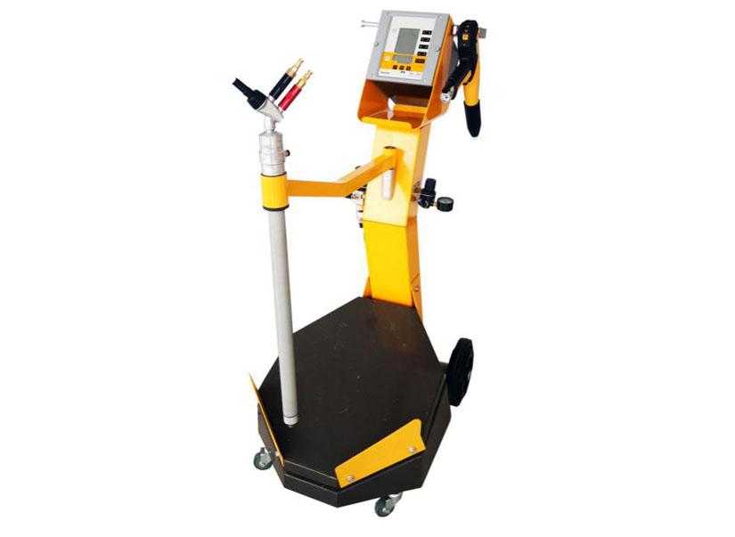 WX-2000-V Box Feed Vibratory Powder Coating Equipment
