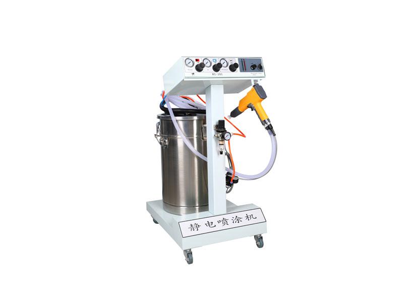 WX-101 Hopper Feed Electrostatic Powder Spraying Equipment