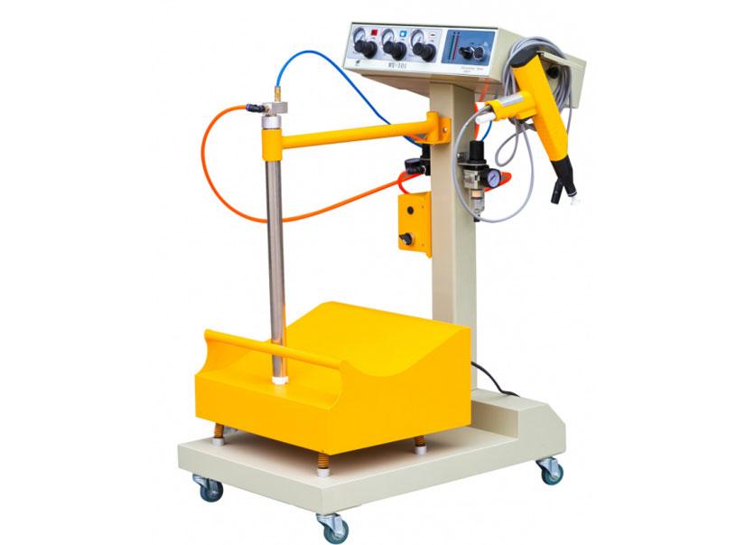 WX-101V Electrostatic Box Feed Powder Spray System