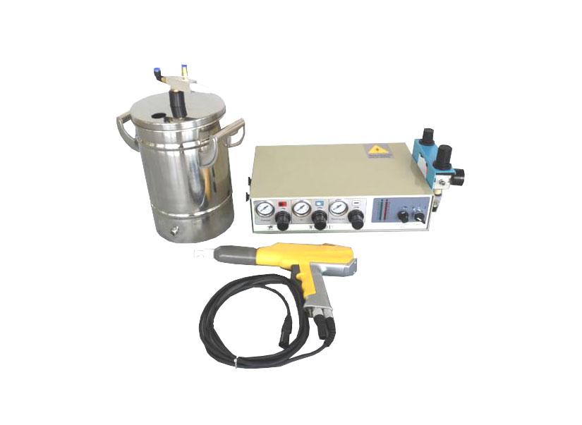 WX-101TH Smart Powder Coating Machine