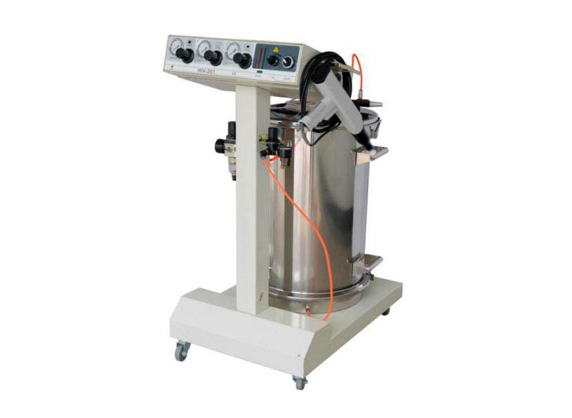 WX-201 Electrostatic Powder Coating Machinery