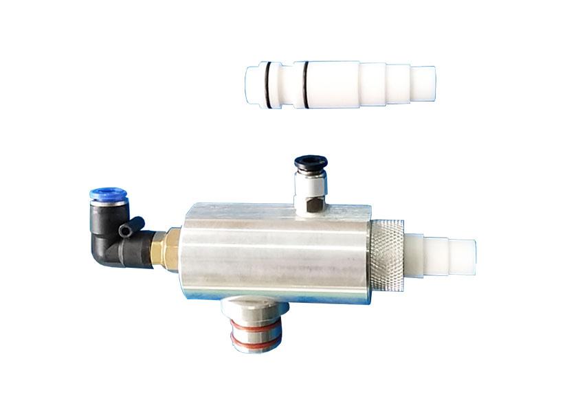 PI-666 Powder Injector for wanxin Powder Guns