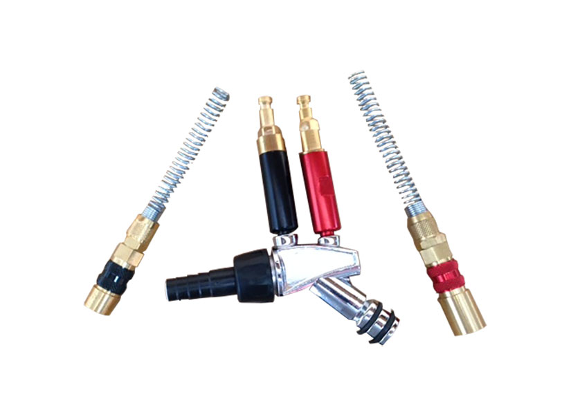 PI-IG06 Injector block for Powder Coater