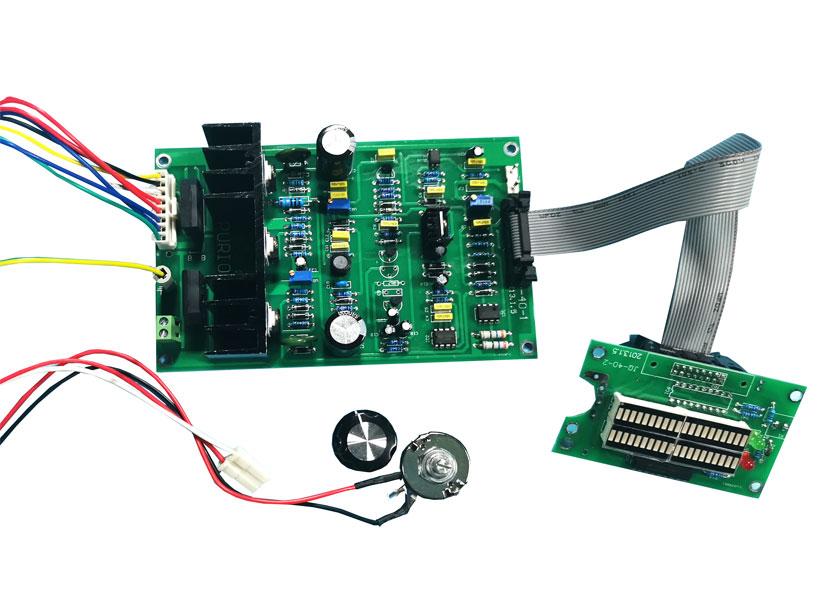 WX-CB101-L Electric Cards for powder coat machine