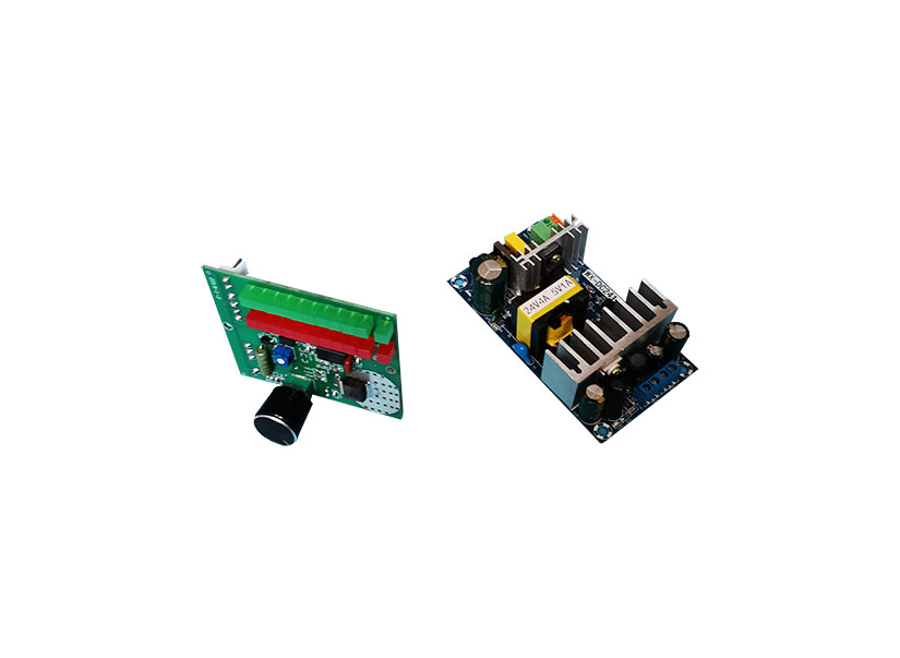 WX-CB808 Electric Cards for powder coat machine