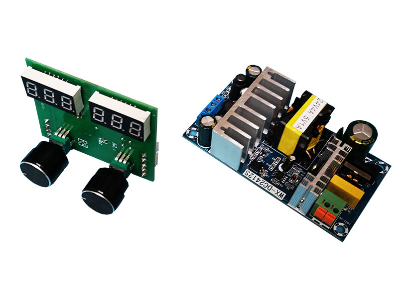 WX-CB909 Electric board for powder coating machine