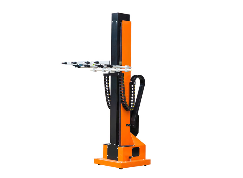 xt-sfj-1500 powder coating reciprocator