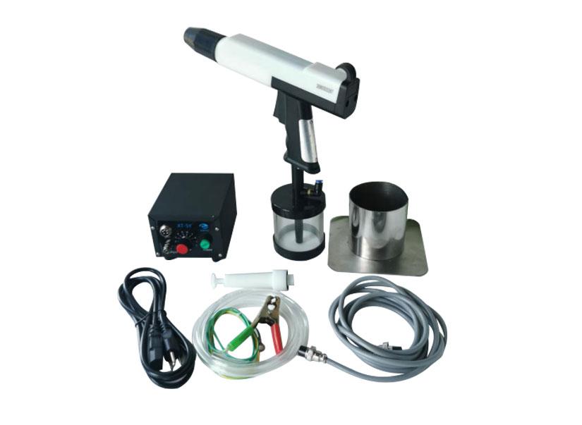 70KV Adjustable voltage Laboratory Powder Coating System  Model No. : XT-SY-01
